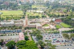 Kenya Parliament Buildings, Nairobi Stock Photography