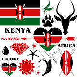 Kenya Royalty Free Stock Images