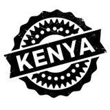 Kenya stamp rubber grunge Royalty Free Stock Images