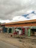 Kenya village Royalty Free Stock Photography