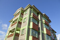 Kenyan Apartment Building Stock Images