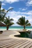 Kenyan coast royalty free stock photography