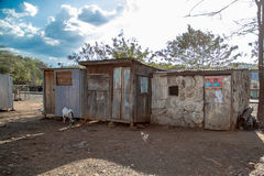 Kenyan Elections im Jahre 2017, Kenia, Afrika Stockbild