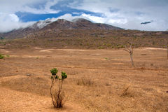 Kenyan Landscape Royalty Free Stock Photos