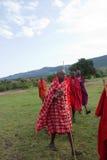 Kenyan masai Stock Image