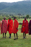 Kenyan masai Royalty Free Stock Photography