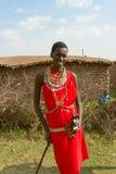 A kenyan young man Royalty Free Stock Photos