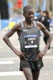 Kenyanathlet Abel Kirui Lizenzfreies Stockfoto