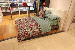 Kenzo bed linen Royalty Free Stock Image