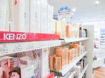 Kenzo perfumes Stock Photo