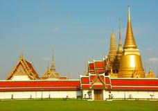 Keo Banguecoque do phra de Wat Imagem de Stock Royalty Free