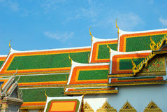 Keo Banguecoque do phra de Wat Imagens de Stock