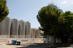 Keo - the brewery in Cyprus Stock Photography