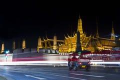 Keo del phra de Wat, Bangkok Imagen de archivo libre de regalías