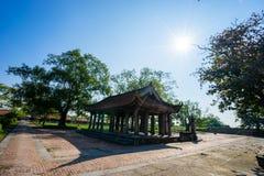 Keo Pagoda, Thai Binh, Viet Nam Image libre de droits