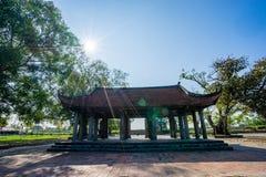 Keo Pagoda, Thai Binh, Viet Nam Images libres de droits