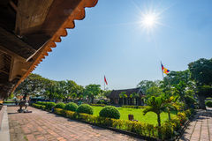 Keo Pagoda, Thaise Binh, Viet Nam Stock Foto
