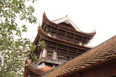 Keo tempel Arkivbild