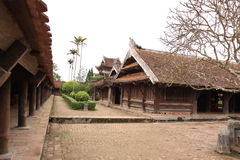 Keo temple Stock Photography