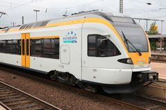Keolis transport Obrazy Stock