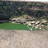 Keoti понижается rewa m P Индия стоковое изображение