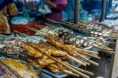 Kep,柬埔寨 免版税库存图片