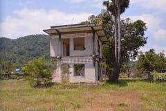 Kep -柬埔寨 免版税库存照片