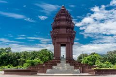 Kep, Cambogia Immagine Stock