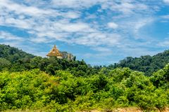 Kep, Cambogia Fotografie Stock