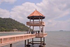 Kep - Kambodja stock foto's