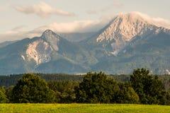 The Kepa in Carinthia Royalty Free Stock Image
