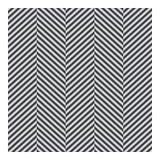 Keperstof - Klassieke visgraatstof vector illustratie