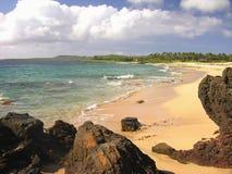 Kephui Beach, Molokai Royalty Free Stock Photography