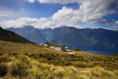 Kepler Track Landscape Royalty Free Stock Photo
