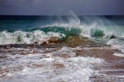 Kepuhi Beach on Molokai Island Royalty Free Stock Images