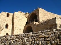 Kerak castle Royalty Free Stock Photography