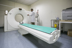 Kerak Italian hospital Stock Images