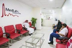 Kerak Italian hospital Stock Photo