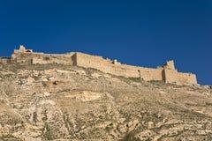Kerak, Jordania Imagen de archivo libre de regalías