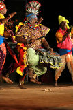Keral dancers Royalty Free Stock Image