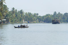 Kerala avkrokar Royaltyfria Bilder