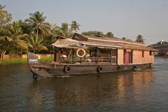 Kerala backwater Stock Image