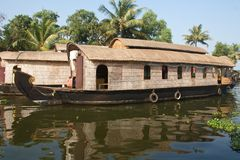 Kerala backwater Stock Photography