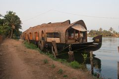 Kerala Backwaters Stock Photos