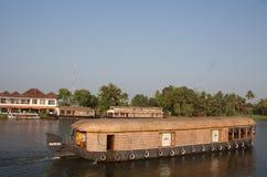 Kerala Backwaters Royalty Free Stock Photography