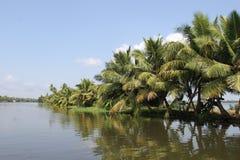 Kerala Backwaters Royalty Free Stock Images