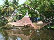 Kerala Backwaters, India Royalty Free Stock Photography