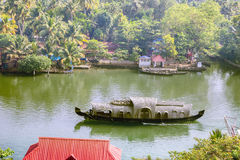Kerala backwaters. Stock Photos
