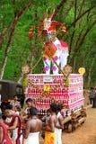 Kerala festival. Royalty Free Stock Image