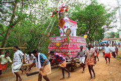 Kerala festival. Stock Photo